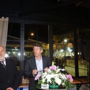 Παρουσίασε υποψηφίους ο Γ. Γερομάρκος (VIDEO)