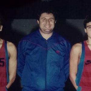 Γιάννης Πασχαλίδης ο Αθλητής και προπονητής