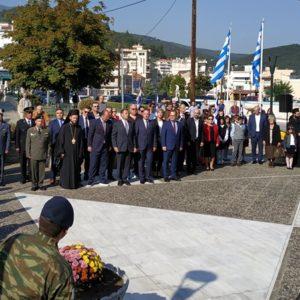 Εκδηλώσεις για την Επετείο Απελευθέρωσης της Ελευθερούπολης