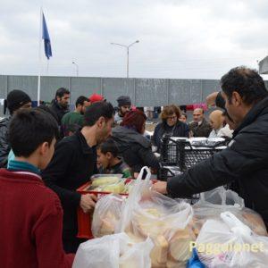 Σαν σήμερα το 2016 οι πρόσφυγες έφταναν στην Ελευθερούπολη.