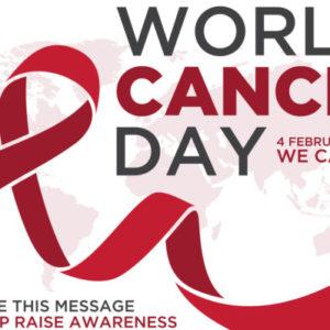 Παγκόσμια ημέρα καρκίνου