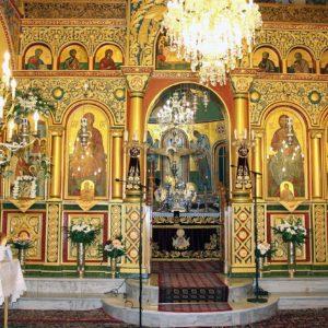 Στη Νικήσιανη η ιερά Εικόνα της Παναγίας Εικοσιφοινίσσης Παγγαίου