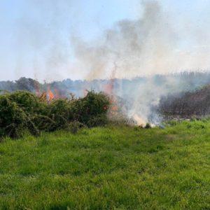 Και νέα φωτιά στη Πέραμο