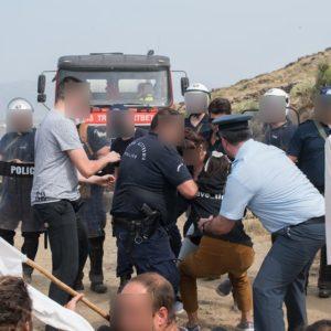 Νίκη των κατοίκων στην Τήνο. ΟΧΙ στις ανεμογεννητρίες στο ΣΤΕ