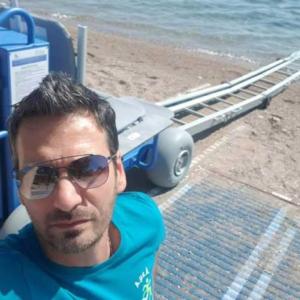 Σκανδαλώδες φιάσκο με τις ράμπες θαλάσσης των ΑμεΑ στον Δήμο Παγγαίου
