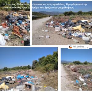 Η μάχη της χωματερής έχει χαθεί εδώ και χρόνια στον Δήμο Παγγαίου.