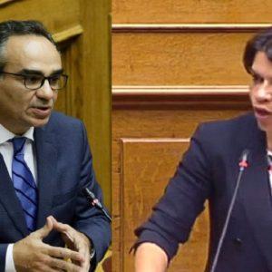 Η Νικήσιανη και ο κορονοϊός στη Βουλή των Ελλήνων