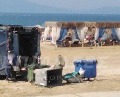 Παραλία Οφρυνίου: Βρομιά και δυσωδία- Καταγγελία του Θεόδωρου Ελιόγλου